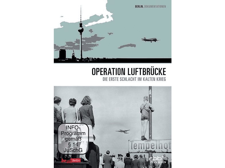 Operation Luftbrücke: Die erste Schlacht im kalten [DVD]