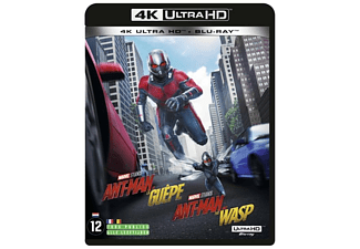 Ant Man & The Wasp | 4K Ultra HD Blu-ray