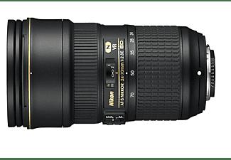 Objetivo - Nikon Af-S Nikkor 24-70 mm, 154.5 mm, F/2.8E Ed Vr