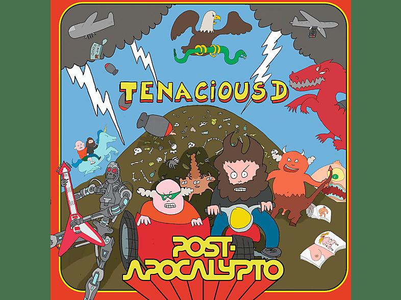 Tenacious D - Post Apocalypto [CD]