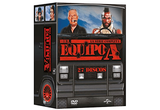 Universal Pack: El Equipo A -Serie Completa [Dvd]
