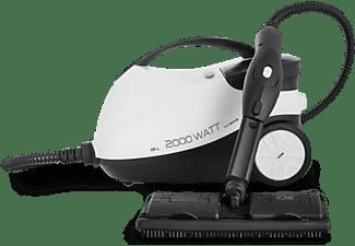Limpiador de vapor - Solac Ecogenic LV1700, 2000W, Sin detergente, Accesorio para planchado vertical