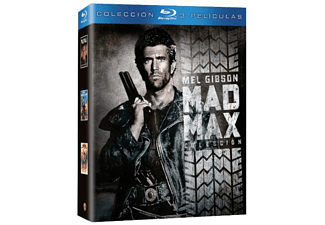 Pack - Mad Max 1+2+3 - Blu-ray