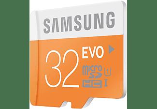 Tarjeta MicroSD - Samsung, 32GB, Clase 10