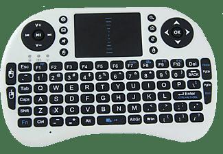 Teclado inalámbrico - Sveon SAC610, Con Touchpad, teclado completo Qwerty