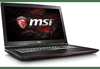 Msi Gp72 7Rd - 081Es 17/I7-7700Hq/16/1Tb+256/Gtx0502Gb/