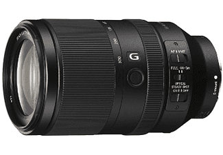 Objetivo EVIL - Sony FE 70-300mm, f/4.5-5.6, G, OSS