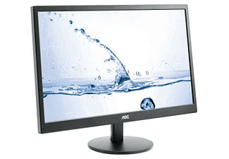 "Monitor - AOC M2470SWH, 23.6"", Full HD 1920x1080, 250 cd/m², Display WLED, MVA, Negro"