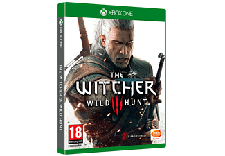Xbox One The Witcher 3: Wild Hunt - Day One Edition