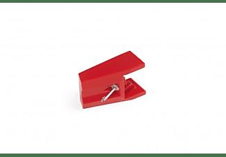 Aguja tocadiscos - Fonestar 963-DST-W  Audio turntable needle, Rojo