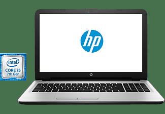 "Portátil - HP 15-ay160ns, 15.6"" HD, i5-7200U, 8 GB RAM, 256 GB SSD, Plateado"
