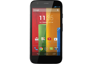 Móvil - Motorola Moto G4G Negro De 8Gb, Con Pantalla De 4.5 Pulgadas Y Android Kitkat