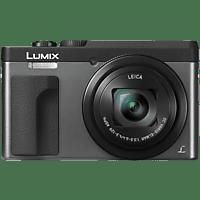 """Cámara - Panasonic Lumix DC-TZ90 plata, 20.3MP, 1/2.3"""" MOS, vídeo 4K, monitor 180º, zoom 30x"""