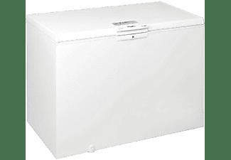 Congelador horizontal - Whirlpool Whe 39352Fo, 42 Db, Blanco