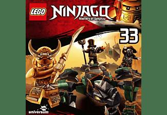 VARIOUS - Lego Ninjago 033  - (CD)