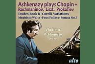 Vladimir Ashkenazy - Ashkenazy plays ... [CD]