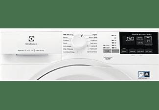 Lavadora secadora - Electrolux EW7W4862LB, Libre instalación, 8 kg/6 kg, 1600 rpm, Blanco