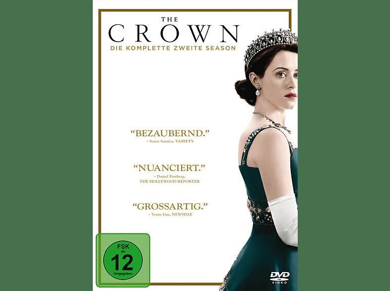 The Crown-Die komplette zweite Season-4 Discs [DVD]