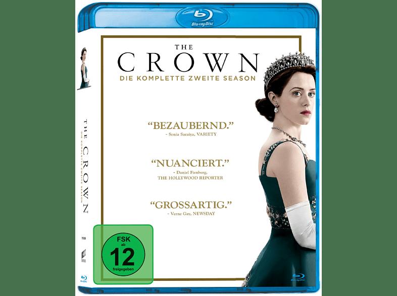 The Crown-Die komplette zweite Season-4 Discs [Blu-ray]