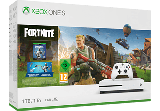 MICROSOFT XBOX ONE S 1TB BUNDEL FORTNITE