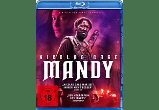 Mandy Blu-ray