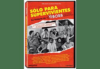 Sólo Para Supervivientes - La Historia de El Víbora - Dvd