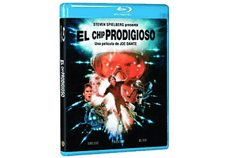 El Chip Prodigioso - Bluray