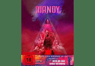 Mandy Blu-ray + DVD