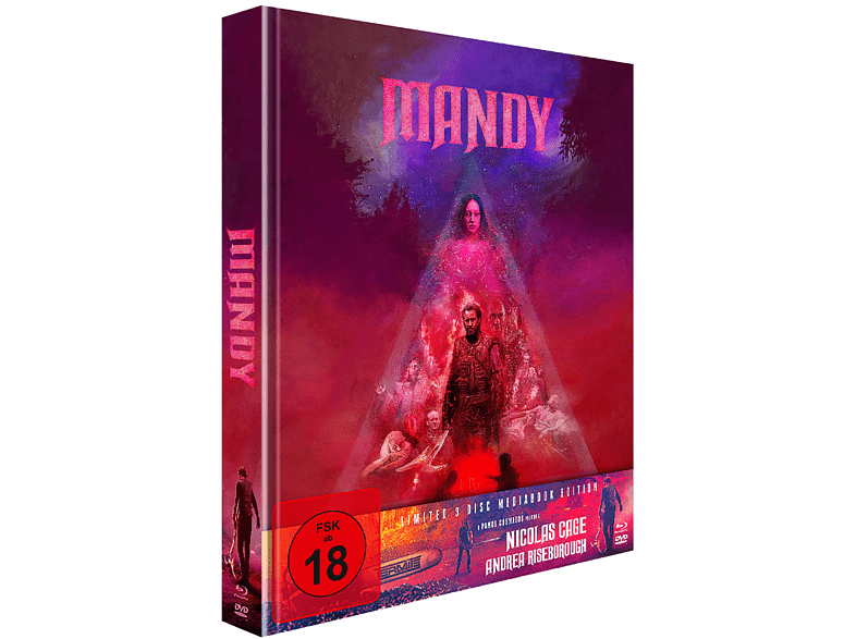 Mandy [Blu-ray + DVD]