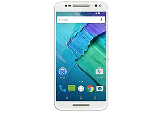 "Móvil - Motorola Moto X Style, 32GB, red 4G, pantalla Quad HD 5, 7"", blanco"