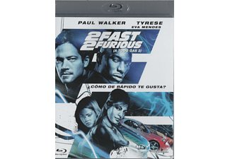 A Todo Gas 2 (Fast And Furious 2) - Blu Ray