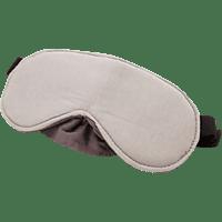 TRAVEL BLUE Luxus-Augen Schlafmaske