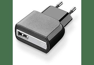 Cargador USB - Cellularline 37876 Interior Negro cargador de dispositivo móvil