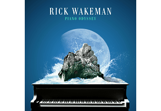 Rick Wakeman - PIANO ODYSSEY  - (Vinyl)