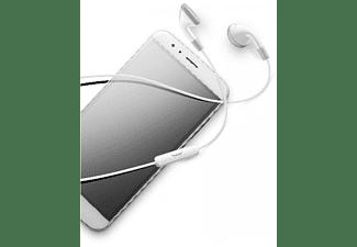 Cellularline AUCLASSICW Dentro de oído Binaural Alámbrico Blanco auriculares para móvil