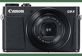 "Canon PowerShot G9 X Mark II Cámara compacta 20.1MP 1"" CMOS 5472 x 3648Pixeles Negro"