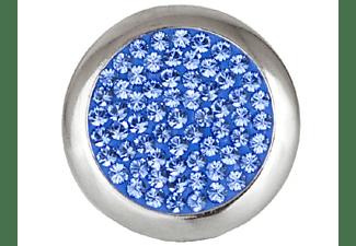 Imán - Lumo Crystal Jewelry, Accesorio, Piedras Swarovski, Azul