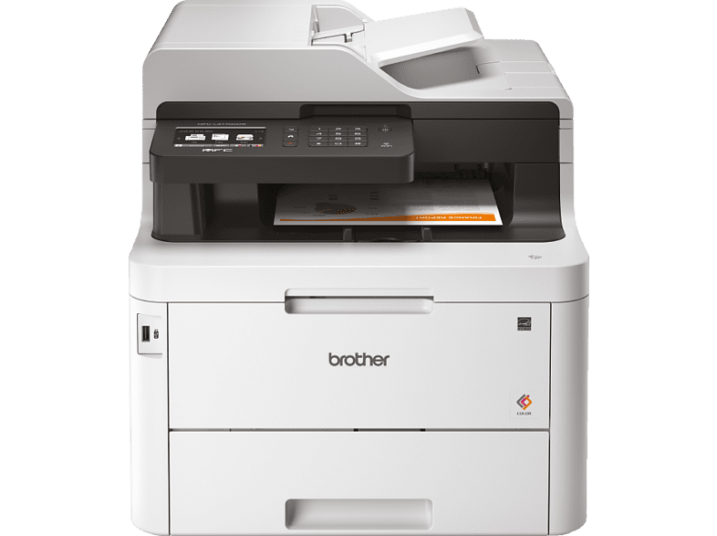 BROTHER All-in-one kleuren printer WiFi Ethernet (MFCL3770CDWRF1)