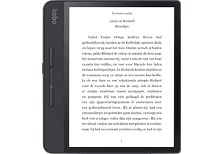 KOBO E-reader Forma 32 GB (N782-SP-BK-S-EP)