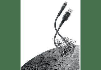 Vivanco CELLULARLINE Extreme 1.2m USB A Micro-USB B Macho Macho Negro cable USB