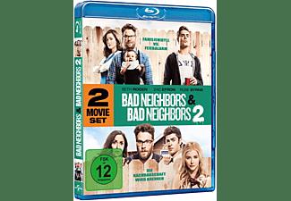 Bad Neighbors 1 & 2 [Blu-ray]