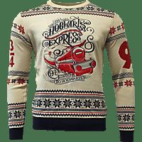 Harry Potter: Hogwarts Express Xmas Pullover XL