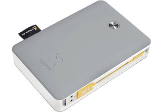 PowerBank - Xtorm Explore 9000 XB201U, 9000 mAh, 2 x USB, MicroUSB, Indicador LED, Gris