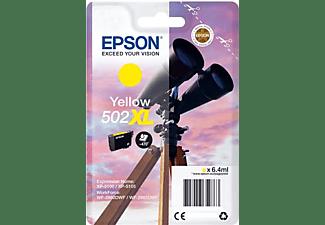 Cartucho de tinta - Epson 502XL, 6.4ml, 470 páginas, Amarillo