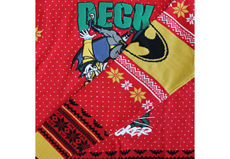 Batman: Deck the Halls Xmas Pullover S