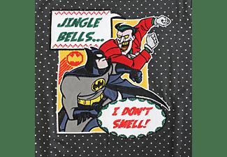 Batman: I Don't Smell Xmas Pullover S