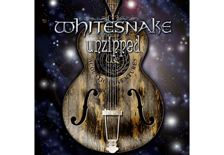 Whitesnake - Unzipped CD