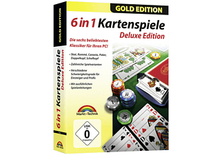 6 in1 Kartenspiele - Deluxe Edition - PC