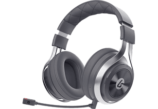 SNAKEBYTE Gaming Headset LS31 Wireless DTS X-Surround grau (PS4, PS3, Xbox One, PC/Mac & iOS/Android Phone)