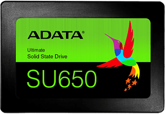 "ADATA SU650 ultimate 240GB SSD 2.5"" (ASU650-SS240-GTC)"